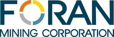 Foran Mining Corp. Logo (CNW Group/Foran Mining Corporation)