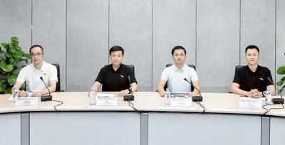 ANTA Brand Releases 5-year Strategic Targets (PRNewsfoto/ANTA Group)