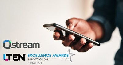 LTEN Names Qstream an Innovation Finalist in the 2021 Excellence Awards for Life Sciences Providers
