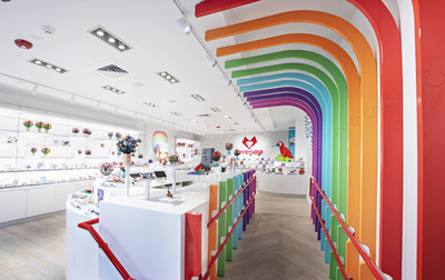Harvard Square is Lovepop's largest retail location and will stock the company's full range of 3D product offerings.
