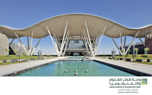 Qatar Science and Technology Park, home of Qatar Foundation Research, Development & Innovation including Qatar Genome Programme