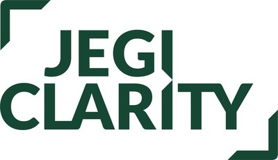 JEGI CLARITY logo (PRNewsfoto/JEGI CLARITY)