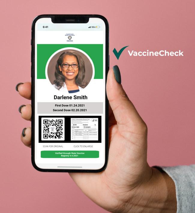 VaccineCheck LLC