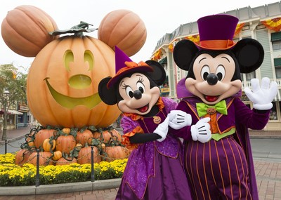 Halloween Time at the Disneyland Resort returns with frightfully fun experiences for guests of all ages from Sep. 3  through Oct. 31, 2021, with Halloween magic throughout Disneyland Park and Disney California Adventure Park.