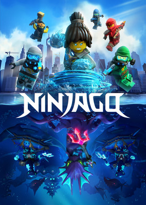 """Kenny Ng took home the award for Best Art Direction for the Ninjago episode """"Superstar Rockin' Jay"""" at the 2021 Leo Awards. (CNW Group/WildBrain Ltd.)"""