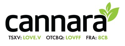 Cannara Biotech Inc. Logo (Groupe CNW/Cannara Biotech Inc.)