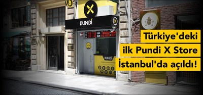 An international money exchange spot in Istanbul, Turkey is now transformed to a crypto exchange store. It marks the first Crypto exchange storefront powered by XPOS, the blockchain-based point of sale device developed by Pundi X Labs.