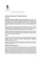 ShaMaran Update on Atrush CK-17 Production Well (CNW Group/ShaMaran Petroleum Corp.)