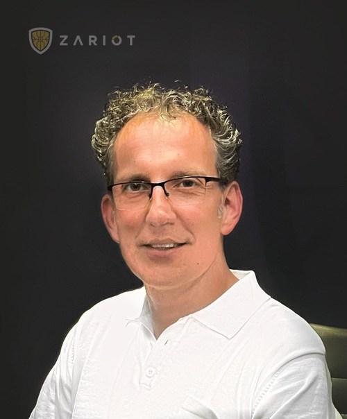 Jimmy Jones, Head of Security at ZARIOT