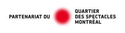 Logo du Partenariat QSP (Groupe CNW/MONTRÉAL EN LUMIÈRE (MEL))