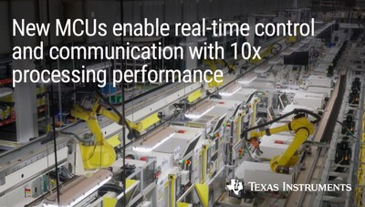 Engineers can combine processor-level computing with MCU design simplicity for real-time control, analytics and networking applications with TI Sitara™ AM2x MCUs