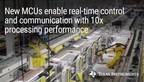 New MCU portfolio redefines microcontroller performance, enabling ...