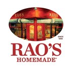 Rao's Homemade® Announces the Return of its Charitable Cooking Series, #Sauce4Cause, to Support Families in Need