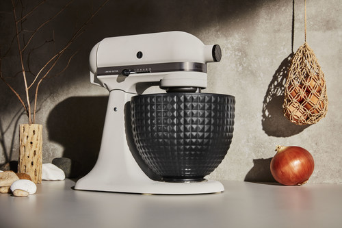 KitchenAid® Illuminates How Inspiration Can Strike At Any Moment With Design-Forward, Limited Edition Stand Mixer
