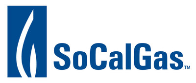 SoCalGas标志(PRNewsfoto/San Diego Gas) & 南加州电力公司)