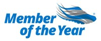 SilverSneakers Member of the Year Awards logo.
