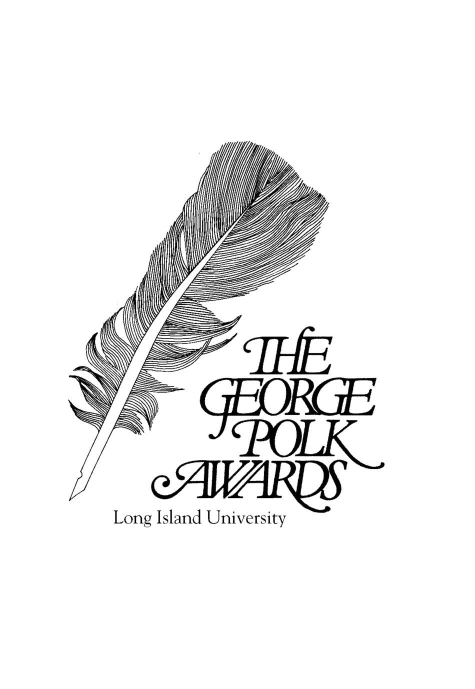 The George Polk Awards (PRNewsfoto/Long Island University)