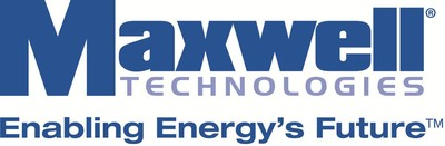 Enabling Energy's Future. (PRNewsFoto/Maxwell Technologies, Inc.)