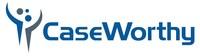 New Logo for CaseWorthy (PRNewsFoto/CaseWorthy, Inc.)