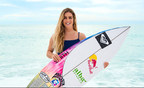 US Olympic Surfer & Grom Social's Lead Influencer -- Caroline Marks -- Gets Star Treatment In Caroline Going For The Gold Week!