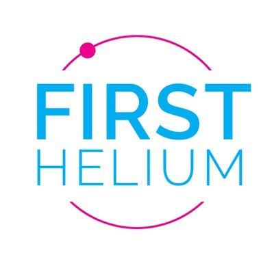 First Helium Inc. Logo (CNW Group/First Helium Inc.)