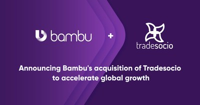 WealthTech Startup Bambu acquires investment management technology provider Tradesocio