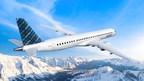 Porter Airlines étend son service en Amérique du Nord en acquérant jusqu'à 80 appareils Embraer E195-E2