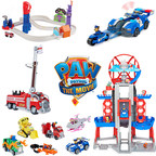 Spin Master's PAW Patrol: The Movie™ Toy Collection is PAWsome!