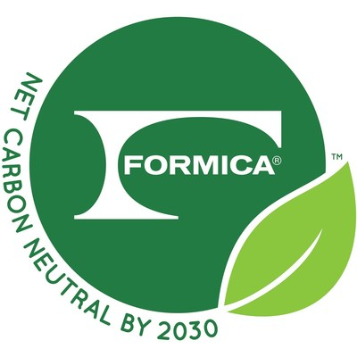 Formica Corporation recently announced plans that will drive the company toward a goal of net carbon neutrality by 2030.