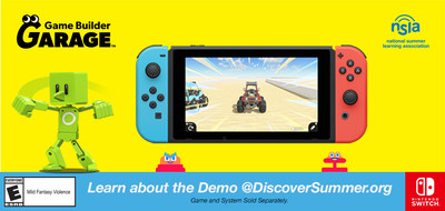 'Learn about the Demo at DiscoverSummer.org'