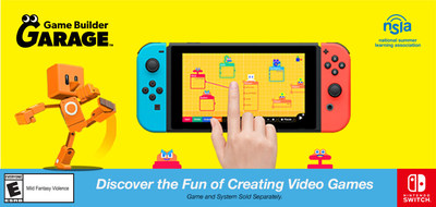 'Discover the Fun of Creating Video Games'