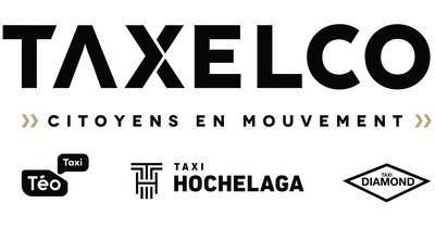 logo de Taxelco (Groupe CNW/Société de transport de Laval)