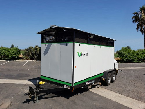 VGRID Energy announced the selection of its portable 100kW VGRID Bioserver and how it makes Bitcoin mining a more green process.