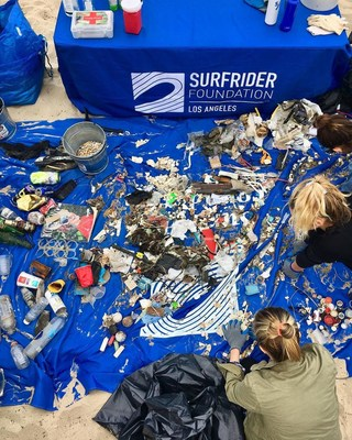 Hydro Flask's contribution will support Surfrider's Plastic Pollution Initiative, tackling the removal of single-use plastics from marine environments through programs that range from nationwide beach cleanups to plastics education and outreach.