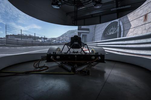Dynisma DMG-1 Motion Simulator