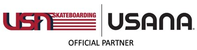 USANA Named the Official Nutritional Supplement Supplier of USA Skateboarding