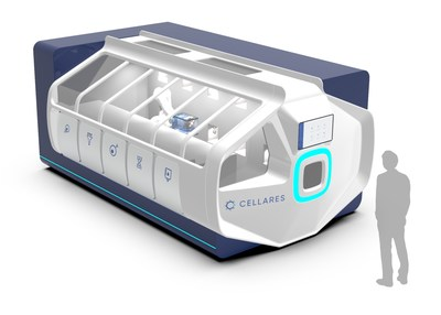 Cellares Cell Shuttle