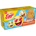 New Eggoji™ Waffles Bring a Plate Full of Smiles to Family...