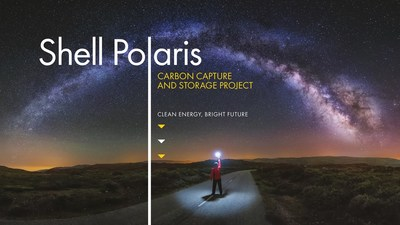 Polaris CCS graphic (CNW Group/Shell Canada Limited)