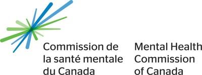 Logo du Commission de la santé mentale du Canada (Groupe CNW/Commission de la santé mentale du Canada)