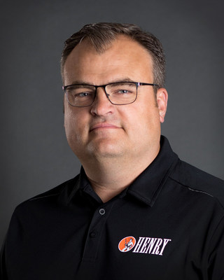 Andy Wickstrom, President, Henry Repeating Arms