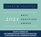 SugarCRM Lauded by Frost & Sullivan for Delivering Exceptional Value to Customers with Holistic SFA Solutions