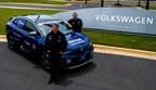 Hankook Tire Partners with Challenge4 for its 'Volkswagen ID.4:...