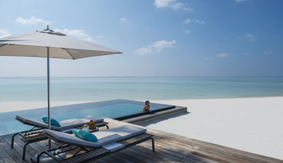 Safety and serenity can still be sought in equal measure at Four Seasons Private Island Maldives at Voavah, Baa Atoll.