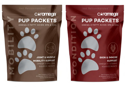 Coromega Pup Packets: Condition & Mobility