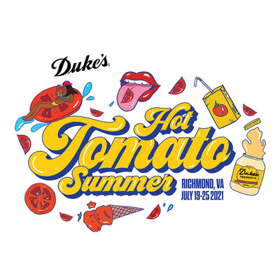 Duke's Mayo is commemorating tomato season in a big way this year, partnering with local restaurants to present Hot Tomato Summer: A week-long event featuring seasonal pairings of tomatoes and mayo.