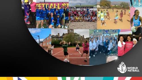 World Netball is calling for people to join the 'Your Netball World' mosaic, with a chance to win a trip to the Netball World Cup, South Africa 2023