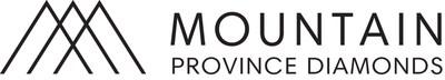 Mountain Province Diamonds Inc. Logo (CNW Group/Mountain Province Diamonds Inc.)