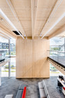 Fast + Epp Welcomes a New Hybrid Mass Timber Home Office