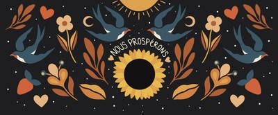 Art par : Alanah Jewell / @morning.star.designs (Groupe CNW/Facebook Canada)